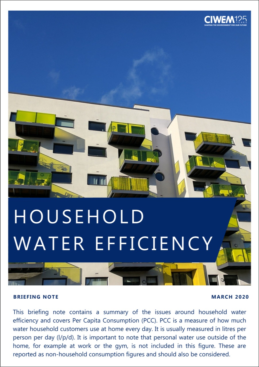 Briefing Note Household Water Efficiency.pdf