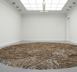 2012 Richard Long RA